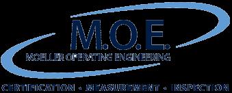 M.O.E. Logo