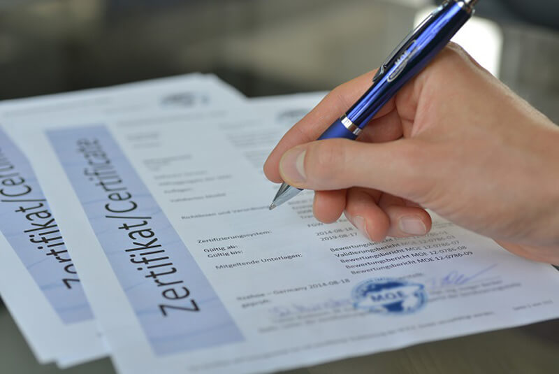 Zertifizierungsstelle